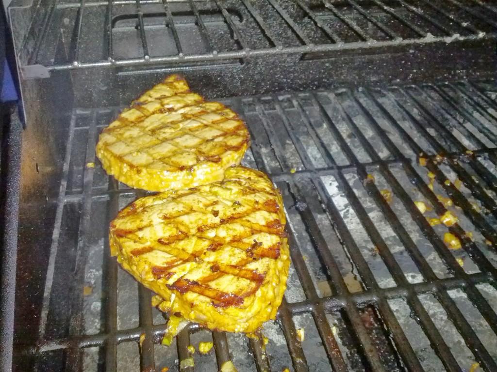 Get a load of 'em grill marks!