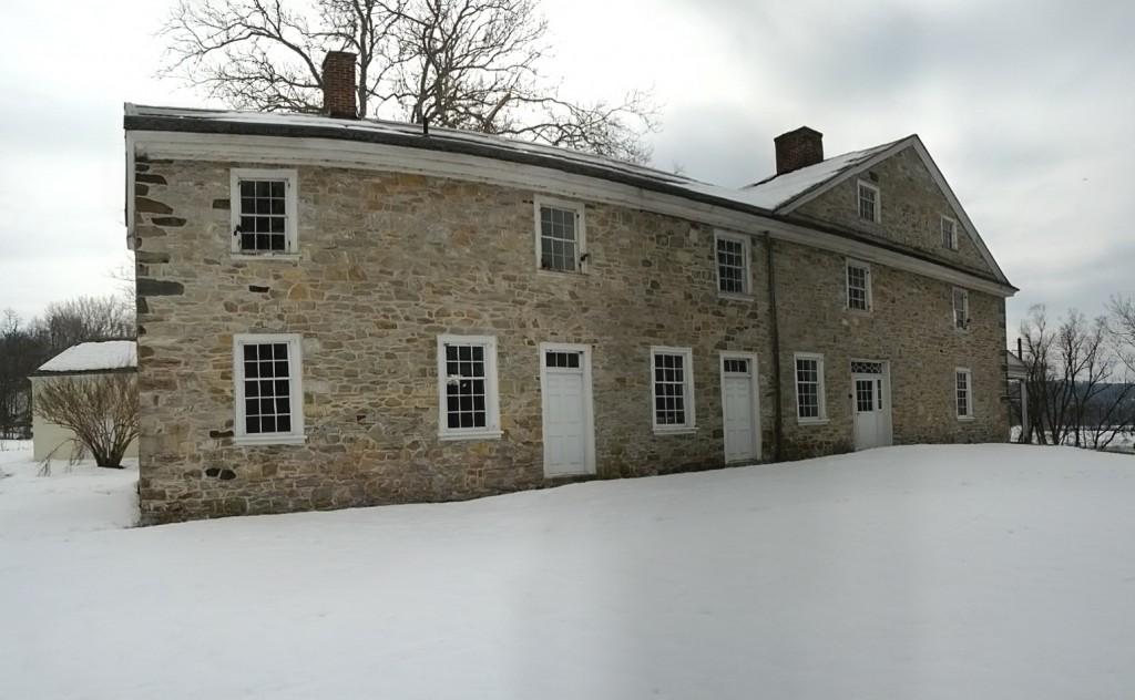Haldeman Mansion
